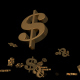 Falling Dollars - VideoHive Item for Sale