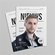 Newspaper Style Magazine - GraphicRiver Item for Sale