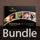 Photo Albums Bundle vol 2 - GraphicRiver Item for Sale