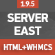 ServerEast - Web Hosting HTML Template Nulled