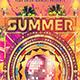 Summer Festival Flyer - GraphicRiver Item for Sale