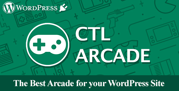 CTL Arcade - Wordpress Plugin - CodeCanyon Item for Sale