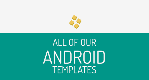 All of our Android Templates