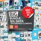 Bundle Big Data Infographics Template - GraphicRiver Item for Sale