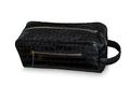 Exotic back leather alligator bag for Pad
