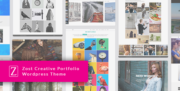 Portfolio - Responsive Portfolio WordPress Theme