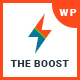 The Boost - Creative Multipurpose WordPress Theme Nulled