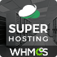 Super Host - WHMCS & HTML Template For Web Hosting & Technologies Company Nulled