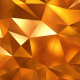 Gold Polygonal Background - VideoHive Item for Sale