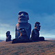 Statues Of Ancient Civilization - VideoHive Item for Sale