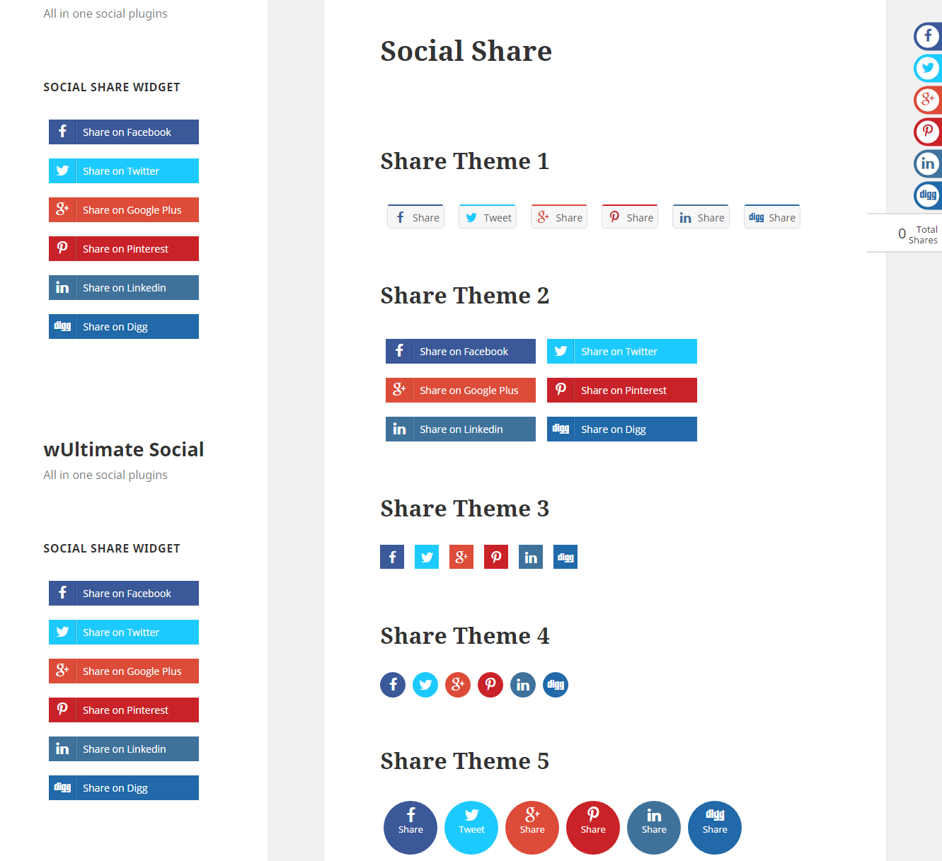 wp ultimate social by accesskeys codecanyon wp ultimate social by accesskeys codecanyon