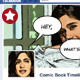 Comic Book Facebook Timeline Cover Creation Kit - GraphicRiver Item for Sale