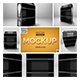 Promotional Shelf Display Mockup - GraphicRiver Item for Sale