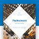 The Boulevard Magazine - GraphicRiver Item for Sale