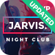 Jarvis - Night Club, Concert, Festival WP Theme