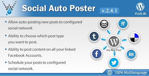 Wordpress Yazıları Sosyal Medyada Otomatik Paylaşma