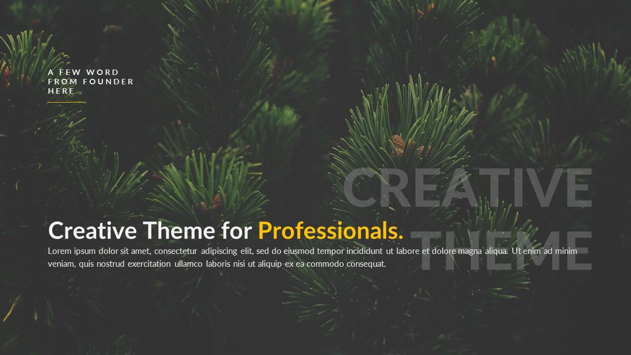 Heka Creative Powerpoint Template by ZinStudio | GraphicRiver
