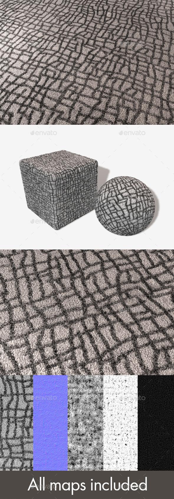 Grey Sketch Carpet Seamless Texture - 3DOcean Item for Sale