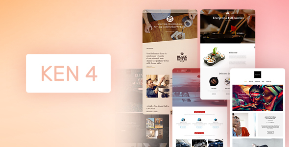 Image of The Ken - Multi-Purpose Creative WordPress Theme