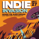 Indie Invasion Flyer - GraphicRiver Item for Sale