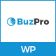 Buzpro - Corporate WordPress Theme