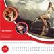 Wall Calendar 2018 V06 - GraphicRiver Item for Sale