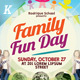 Family Fun Day Print Bundle - GraphicRiver Item for Sale