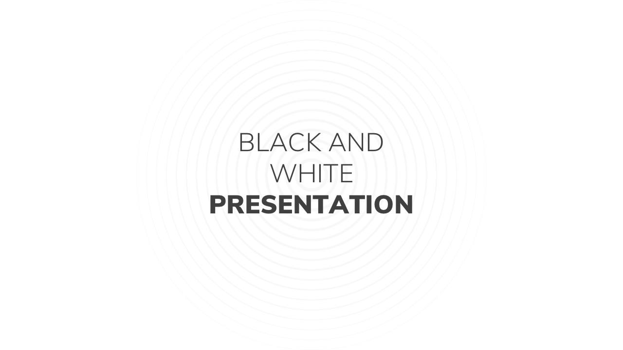 Black and white powerpoint template by twilightslide graphicriver black and white powerpoint template creative powerpoint templates preview image setslide001g toneelgroepblik Images
