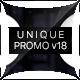 Unique Promo v18 - VideoHive Item for Sale
