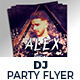 DJ Flyer Nulled