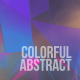 Plexus Abstract Colorful V4 - VideoHive Item for Sale