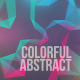 Plexus Abstract Colorful V9 - VideoHive Item for Sale