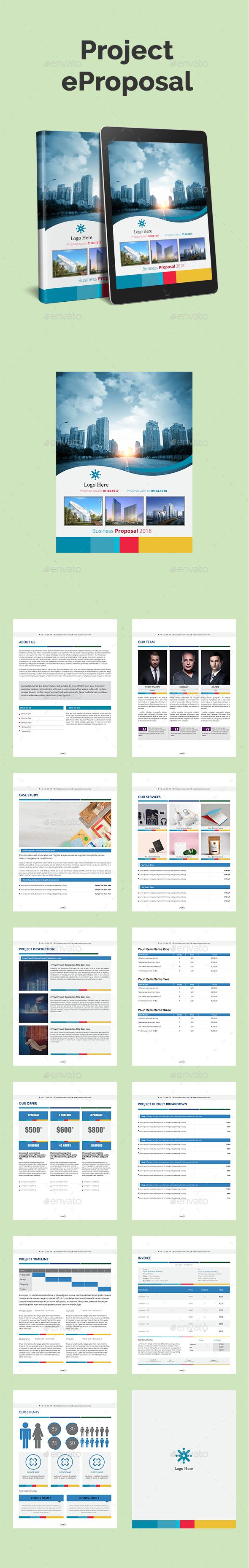 Project eProposal - ePublishing