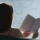 Woman Reading Book - VideoHive Item for Sale