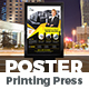 Printing Shop Poster Template