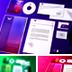 MKit01 Stationery / Branding Mock-ups