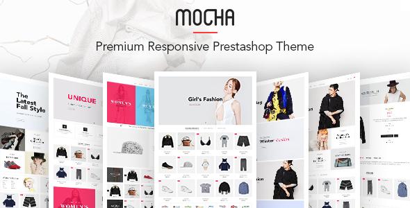 JMS Mocha - Creative Multipurpose Prestashop Theme - Fashion PrestaShop