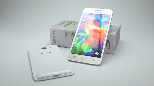 Samsung Galaxy J7 Prime - 3DOcean Item for Sale