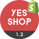 YESSHOP | Responsive Multi-Purpose Shopify Theme -  Fashion,Clothing,Minimal,Glasses,Baby Nulled