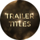Elegance Trailer Titles - VideoHive Item for Sale