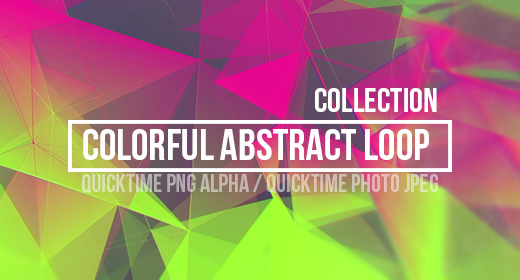 colorful abstract pack