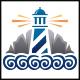 Iceberg Lighthouse Logo
