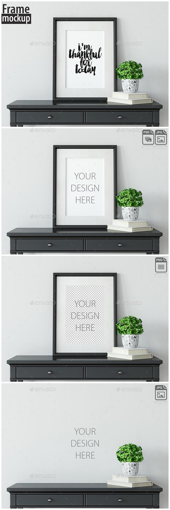 Frame Mockup_12 - Posters Print