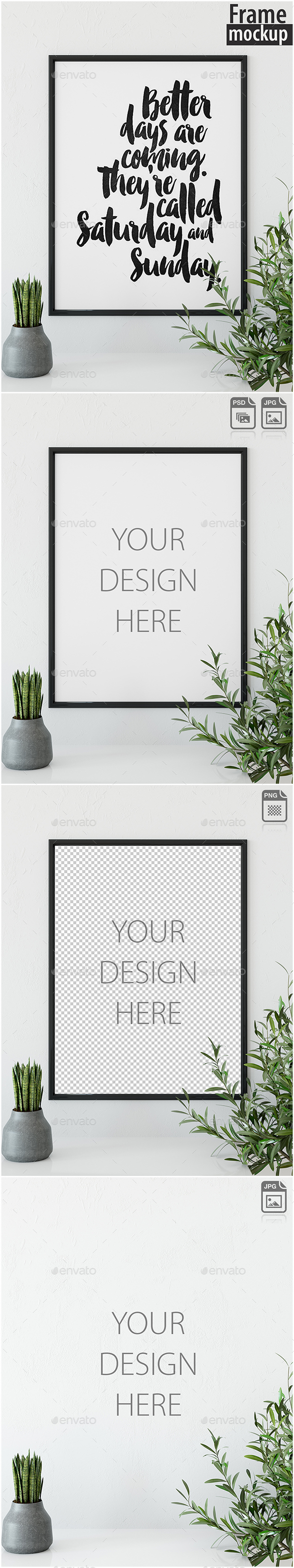 Frame Mockup_13 - Posters Print