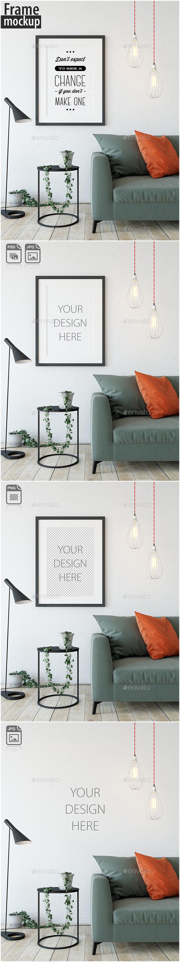 Frame Mockup_15 - Posters Print