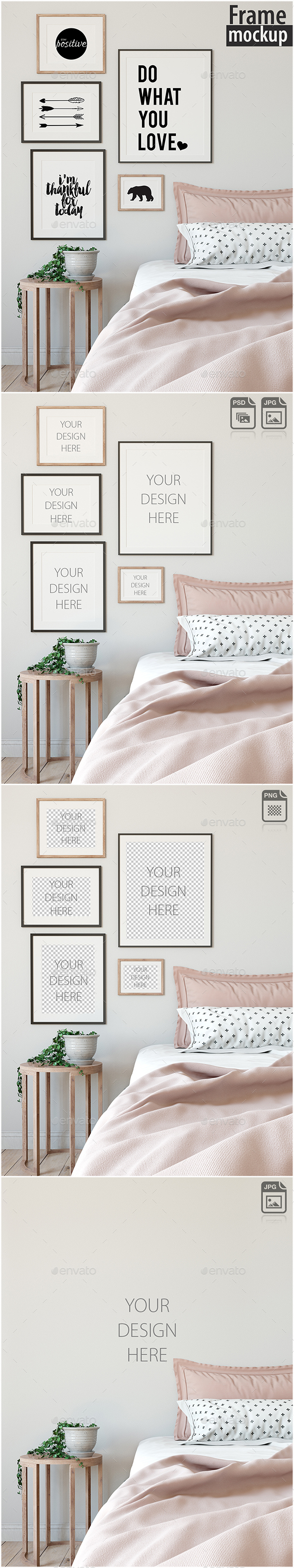 Frame Mockup_16 - Posters Print