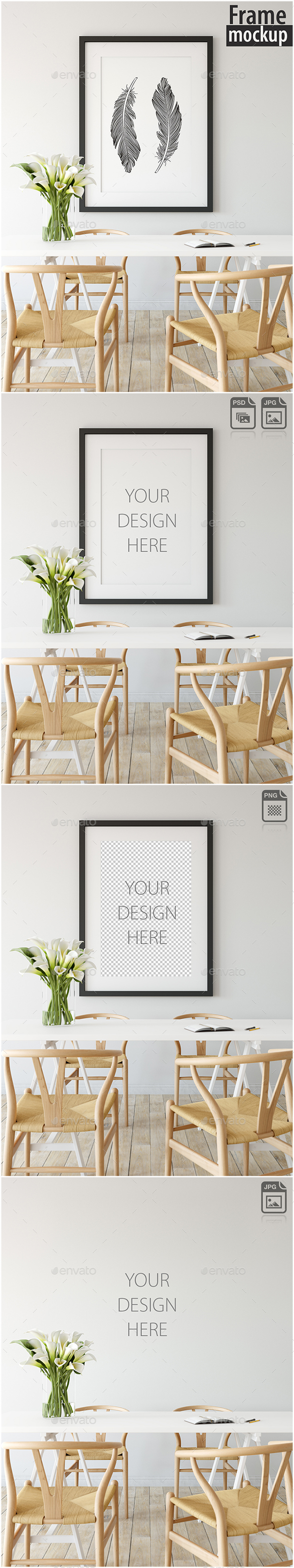 Frame Mockup_17 - Posters Print