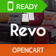Revo - Drag & Drop Multipurpose OpenCart Theme with Mobile-Specific Layouts Nulled