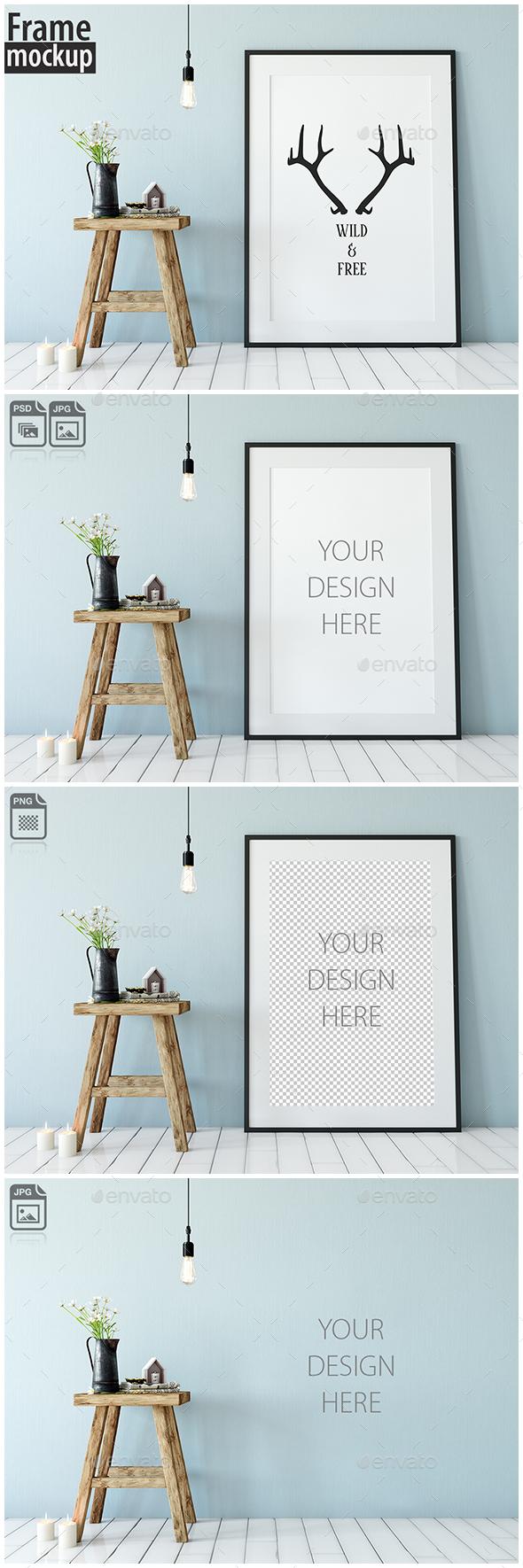 Frame Mockup_19 - Posters Print
