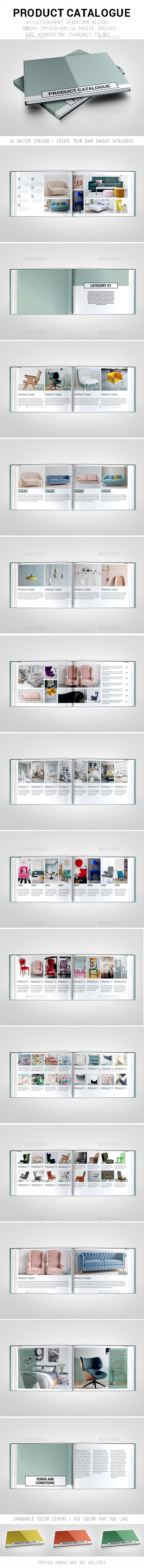 Product Catalogue - Catalogs Brochures